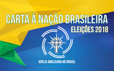 CARTA DO COLEGIADO DOS BISPOS DA IGREJA ANGLICANA NO BRASIL
